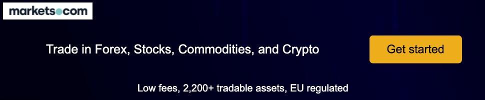 Never miss a trade at Markets.com